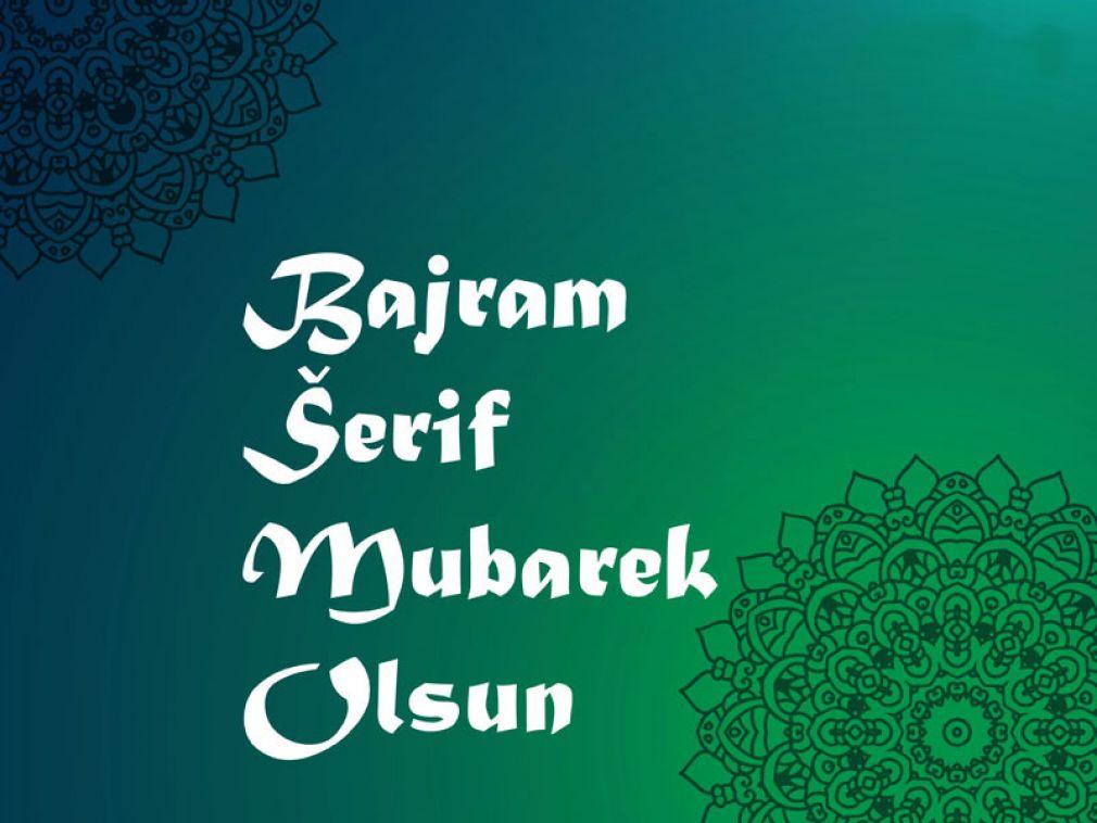 Čestitamo Ramazanski bajram