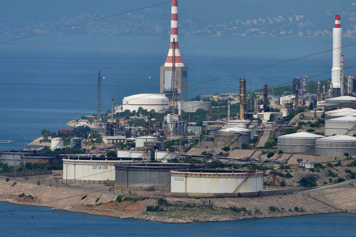 Obavijest o planiranom pokretanju postrojenja u Rafineriji nafte Rijeka