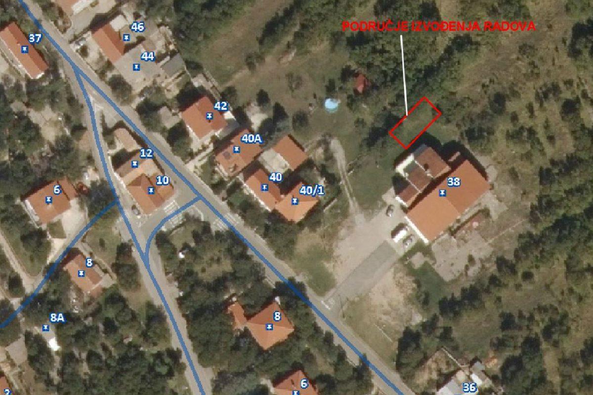 Obavijest o izvođenju radova na građenju i opremanju dječjeg igrališta kod Društvenog doma Šmrika – Ivica Turina