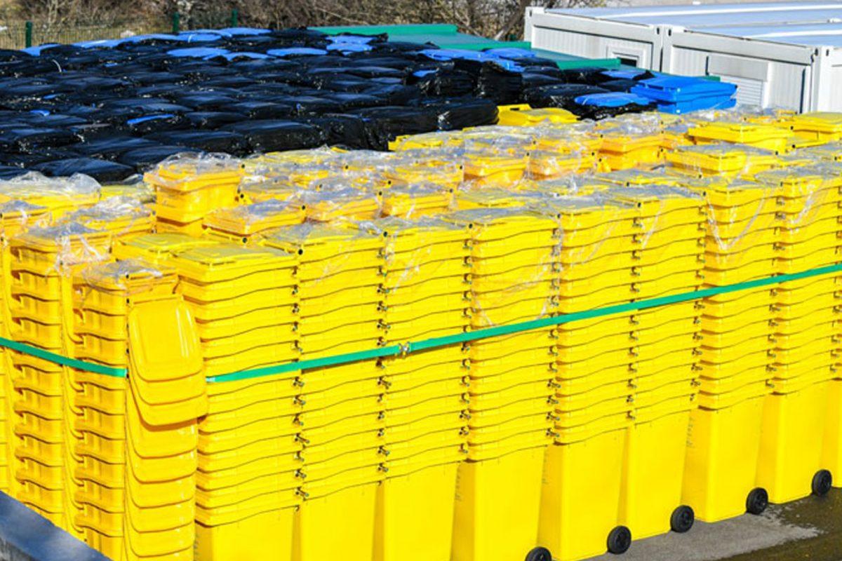 Kreće podjela individualnih spremnika za vrijedne vrste otpada